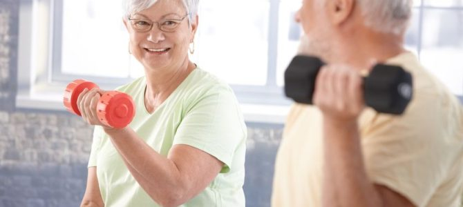 Benefits of Exercise in the Elderly